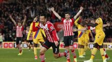 Soccer - Two late goals see Southampton overturn Palace