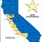 There's a campaign to split California into two separate states