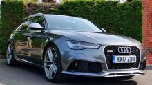 Prince Harry's Audi RS6 Avant up for sale