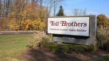 Toll Brothers (TOL) Gains on Less Competition, Costs Rise