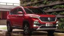 MG Hector launched in India, price starts at Rs 12.18 lakh