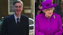 Jacob Rees-Mogg recites national anthem in Commons to support the Queen amid Palace racism row