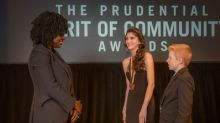 Two South Dakota youth honored for volunteerism at national award ceremony in Washington, D.C.