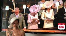 Marc Anthony sí asistió a la boda del príncipe Harry y Meghan Markle; ¡aquí está la prueba!
