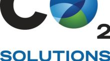 CO2 Solutions Set to Air its Industrial Evolution Video During the 2018 Winter Olympic Games