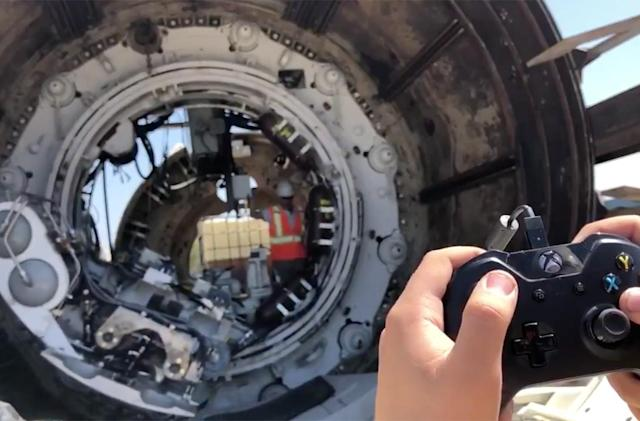 Boring Company steers its latest machine with an Xbox controller