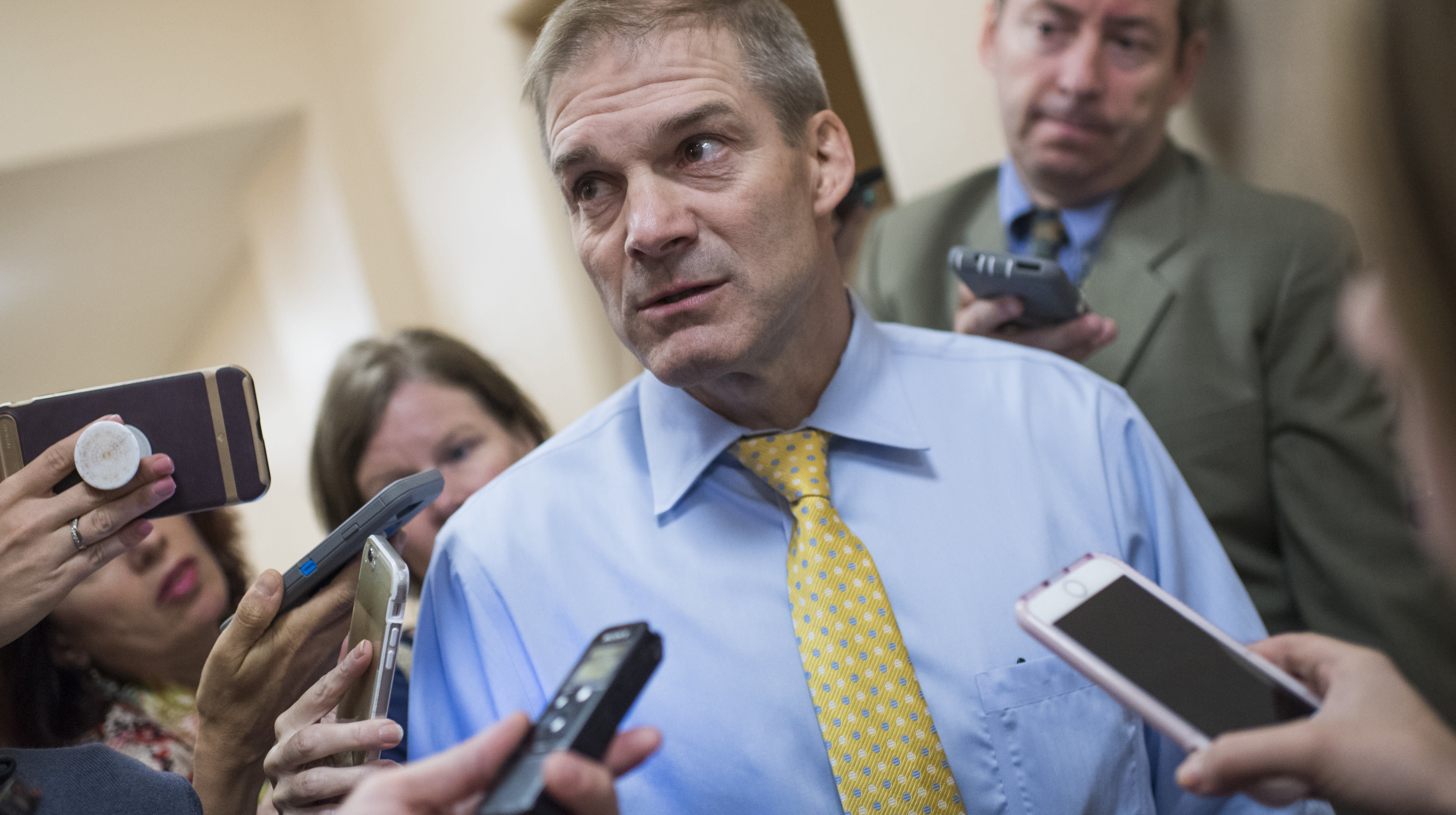 Rep. Jim Jordan Is Running To Be Speaker Of The House. He's Also Accused Of Covering Up Sexual Abuse.