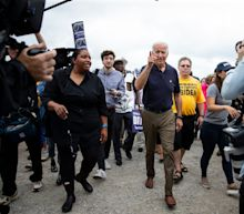 Biden: I never talked to son Hunter about overseas business dealings