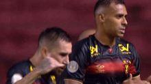 Com Elton em dia inspirado, Sport derrota o Ceará na estreia do Brasileirão