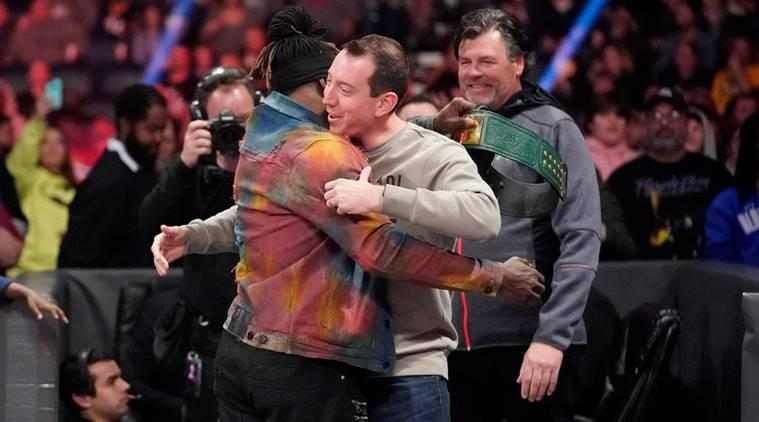 WWE RAW: NASCAR champ Kyle Busch wins 24/7 title only to lose it back to R-Truth
