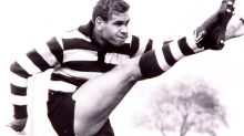 Researchers make 'scary' discovery in late AFL legend's brain