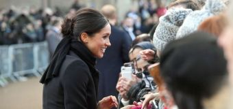 How to get Meghan's perfectly messy bun