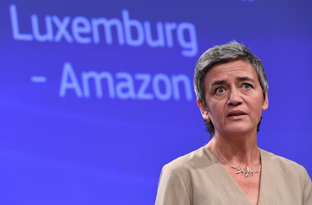 European Commission charges Amazon over misuse of seller data