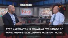 Cramer's Exec Cut: The battle between humans and automati...