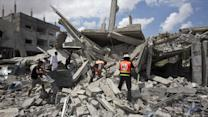Gaza Strip Blast After Start of Truce