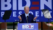 Biden Jokes He's 'Not Going Nuts' After Repeated Campaign Trail Gaffes