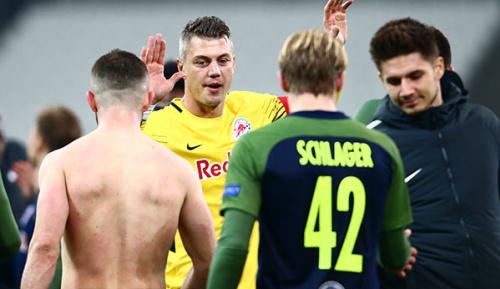 Europa League: Salzburg droht Hammer-Gegner im Sechzehntelfinale