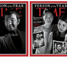 Khashoggi, other persecuted journalists named Time 'Person of the Year'