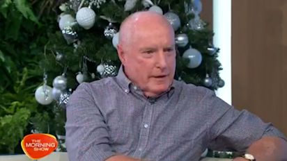 Ray Meagher swapping Summer Bay for the Salvos