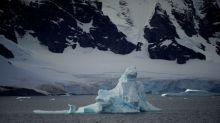 Descongelación de hielo antártico levanta la tierra, podría frenar aumento del nivel del mar
