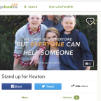 Is Keaton Jones GoFundMe Campaign Real? Page Raises $55,000, but No One Knows What the Money Is for
