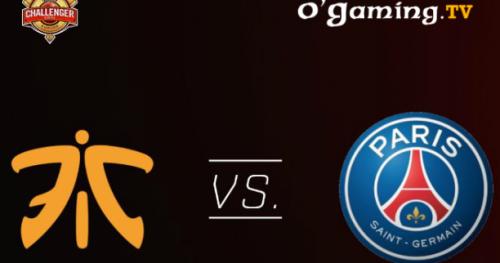 eSport - eSport : Suivez en direct la rencontre du PSG eSports sur League of Legends