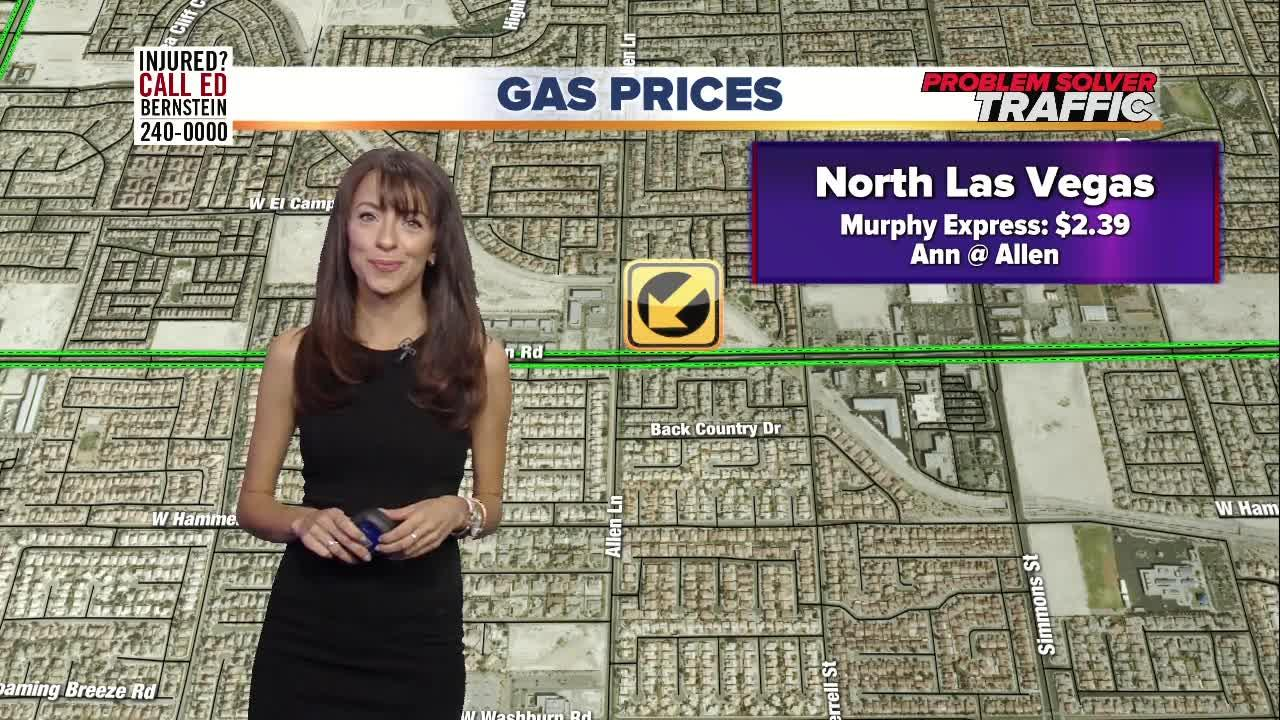 Las Vegas Gas Prices >> Cheapest Gas Prices For July 24 In Las Vegas Area Video