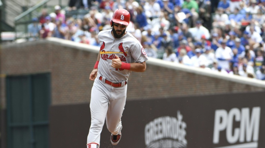 Cards' Carpenter homers in sixth straight game