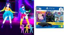 PS4 Slim com 5 jogos está em oferta na Amazon