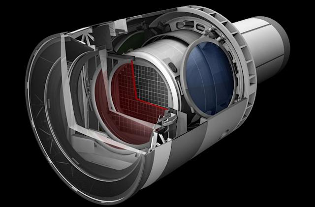 World's most advanced digital camera will power the LSST telescope