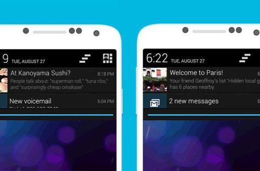Foursquare's new push recommendations appear even when you don't check in