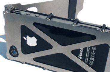 iPhone body armor case looks cool