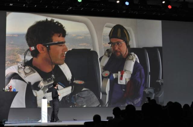 Google I/O keynote roundup: Project Glass, Nexus 7, Nexus Q and Jelly Bean