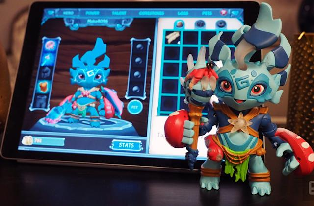 Lightseekers brings your video game into the real world