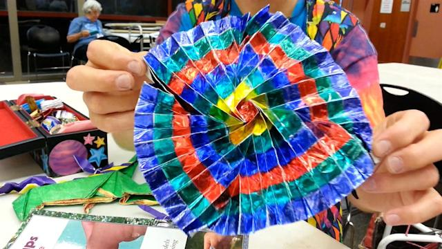 Convention Brings Origami Lovers Into the Fold