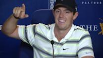 Rory McIlroy news conference before THE PLAYERS