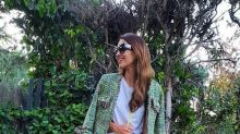 El vestido túnica que ha dividido a los seguidores de Paula Echevarría