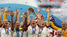 INVENCIBLES. EEUU, un equipo perfecto de mujeres campeón del Mundial de Futbol