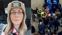 Anti-Vaxx Capitol Rioter Pleads Guilty With Husband—and Defends Her Online Rants