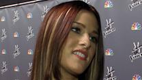 Cassadee Pope Having A 'Blast' On 'The Voice'