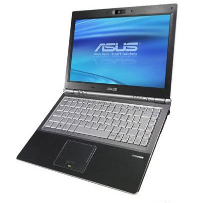 Asus intros GPS-equipped U3S laptop