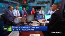 Traders debate how important Apple is for the big market picture