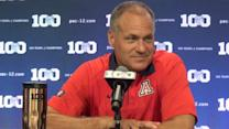 Pac-12 Media Day: Rich Rodriguez