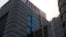 ZTE employees in China cheer Trump tweet