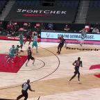 Terry Rozier with a buzzer beater vs the Toronto Raptors