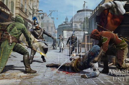 Assassin's Creed: Unity patch 4 is nearly 7GB, out today