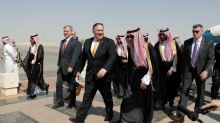 Pompeo in Saudi for crisis talks on missing journalist