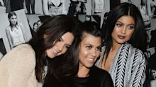 Kourtney's Dinner With Kendall and Kylie