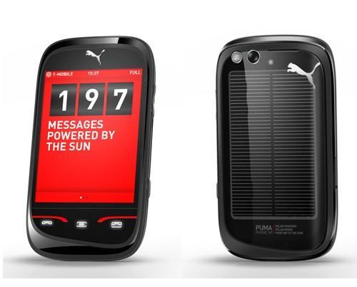 Puma joins forces with Sagem to birth the Puma Phone