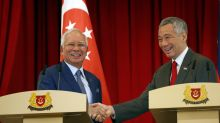 Malaysia doesn't want a return to 'confrontational diplomacy' with Singapore: PM Najib